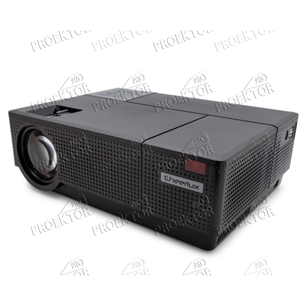 Мини проектор Excelvan CL770 (черный) - 3